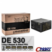 Deepcool DE530 PSU ATX Power Supply 530W 530 watt Deep Cool - DP-DE530