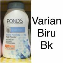 BIRU ] FACE POWDER NATURAL MATTIFYING PONDS /POND'S ORIGINAL