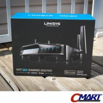 Linksys WRT32X Dual Band WiFi Gaming Router Wireless with KillerEngine