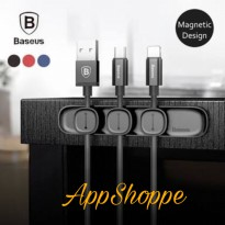 Baseus Magnetic Cable Clip Data Charging Cable Organizer KABEL KLIP