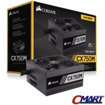 Corsair CXM Series CX750M PSU ATX Power Supply Gaming 750W 750 watt
