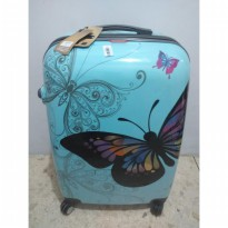 Butterfly Bag travelling