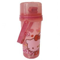 Botol Minum Tenteng Hello Kitty