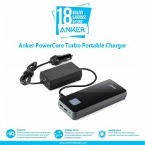 Anker PowerCore Turbo Portable Charger Ultra-Rapid Recharge A1694011