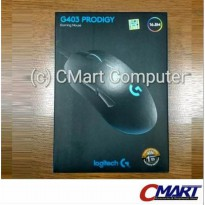 Logitech G403 PRODIGY WIRED Gaming Mouse Gamers Gamer - LGT-910-004826