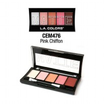 Pink Chiffon - LA COLORS Matte Eyeshadow