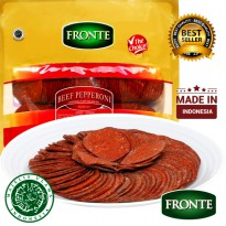 Fronte Sliced Beef Papperoni 500gr