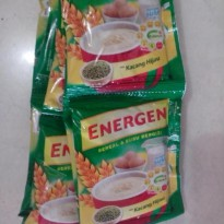 ENERGEN Sereal 6(renceng)x10pcs, exp 2018
