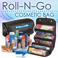 Roll n Go Cosmetic Bag / Tas Kosmetik