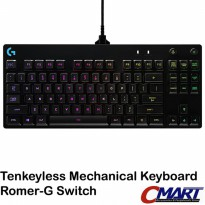 Logitech G Pro Tenkeyless Mechanical Gaming Keyboard - 920-008296