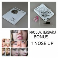 PEMANCUNG HIDUNG INSTANT NEW PACK+NOSE UP( NOSE DIVICE )