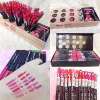 PENSIL BIBIR VELVET LIP LINER by Kiss Beauty