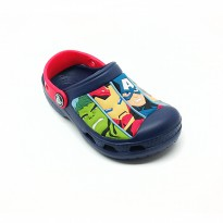 Crocs Kids Clog Marvel Super Hero - Navy
