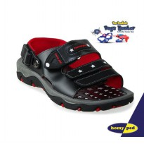 HOMYPED CAPTAIN 01 SANDAL GUNUNG ANAK BLACK