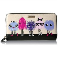 [macyskorea] Kate Spade New York Imagination Monster Party Lacey Wallet, Multi, One Size/17554406