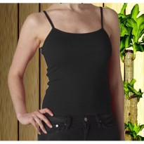 TANK TOP (BLACK/HITAM)
