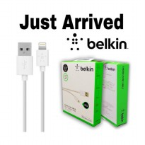 KABEL iPHONE BELKIN iOS 10 1.2m USB DATA LIGHTNING - WHITE