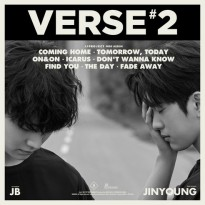JJ Project GodSeven GOT7 JB Campus Verse 2 (KPOP Korean Idol Goods DVD c059)