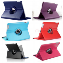 Apple iPad Air  360 Rotating Leather Smart Cover