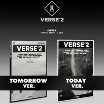 (2-piece set) JJ Project Gather Seven GOT7 JB Fight Verse 2 (KPOP Korean Idol Goods DVD c059)