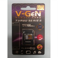 V-GeN Micro SD Turbo   Adapter 32GB