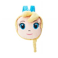 Disney Frozen Elsa Head Shape Backpack