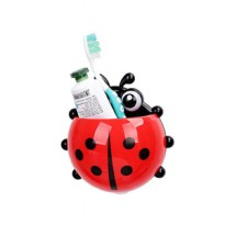 LADYBUG TOOTH BRUSH Tempat Sikat Gigi Tooth Brush Holder Motif KumbanG