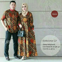 COUPLE BATIK KHRESNA 3 WARNA BUSUI ODT ALL SIZE FIT TO XL