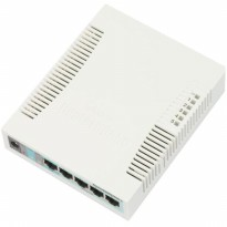Mikrotik RB260GSP 5 Port Manage Gigabit Switch With PoE Output