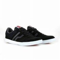 Sepatu Sneakers Piero Falcon - Black/White
