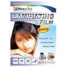 Laminating Glossy Film (BP-GFA455)- A4, 20 Sheet, 55um, Laminating, Glossy, Water Resistant