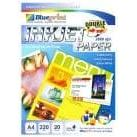 Double Sided Inkjet Paper (BP-DSIPA4220) - A4, 20 Sheet, 220gsm, Cast coating, Extra White, Water Resistant