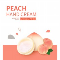 Esfolio Peach handcream