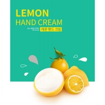 Esfolio Lemon Hand Cream