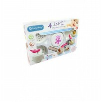 Lucky Baby 4 in 1 Baby Food Processor Set