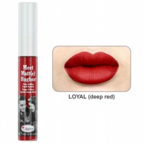 THE BALM MEET MATT(E) HUGHES LOYAL