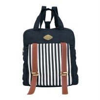 Raindoz Backpack Wanita Carnation RMN 009 - Hitam