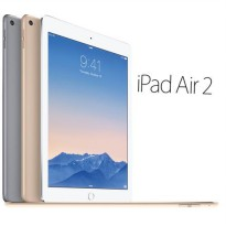 Apple iPad Air 2 Celluler- Silver - 32GB  - Garansi Interational 1 Tahun