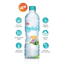 Heiko Water by Morinaga 500ml