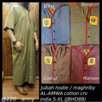 JUBAH HODIE / MAGHRIBY
