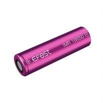 Efest IMR 18650 Li-Mn Battery 2900mAh 3.7V 35A with Flat Top - 18650R30V2 - Purple