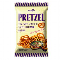 PRETZEL STIR-FRIED SEAFOOD TASTE
