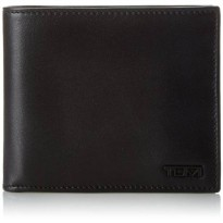 [macyskorea] Tumi Mens Delta Global Center Flip ID Passcase, Black, One Size/17498333