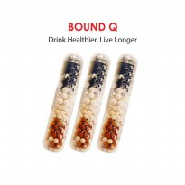 PROMO BOUNDQ HYDROGEN RICH WATER STICK (3PC) - ALAT PEMURNIAN KANDUNGAN AIR