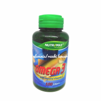 NUTRIMAX OMEGA 3 100 softgel