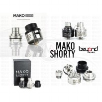 Mako Shorty RDA • Beyond Vape