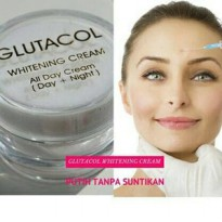 glutacol whitening cream all day cream 30 g ( day + night )