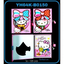 DIARY KECIL HELLO KITTY YH64K-B0150