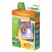 LeapFrog LeapReader Junior Toddler Milestones Book Set (works with Tag)