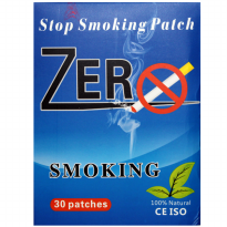 Koyo Anti Rokok Zero Smoke Well Known isi 10 patch
